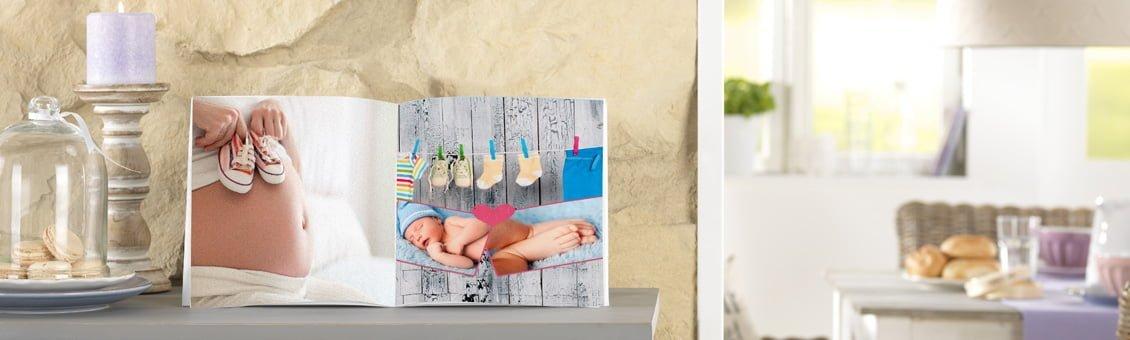 album photo de b b pour gar on et fille sur livre photo. Black Bedroom Furniture Sets. Home Design Ideas