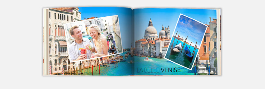 Livre Photo A4 Panorama