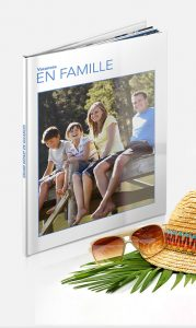 Livre Photo A4 Portrait