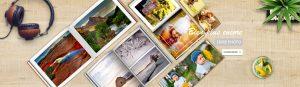 La gamme des Livres photo