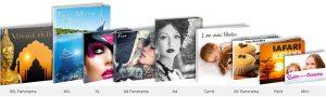 la gamme complète des livres photo