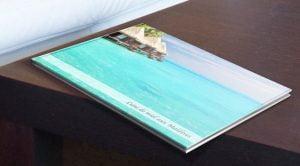 album photo sur les Maldives grand format