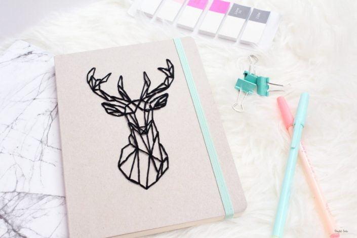 carnet design à faire soi-même